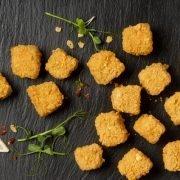 Nuggets veganos aroma pollo