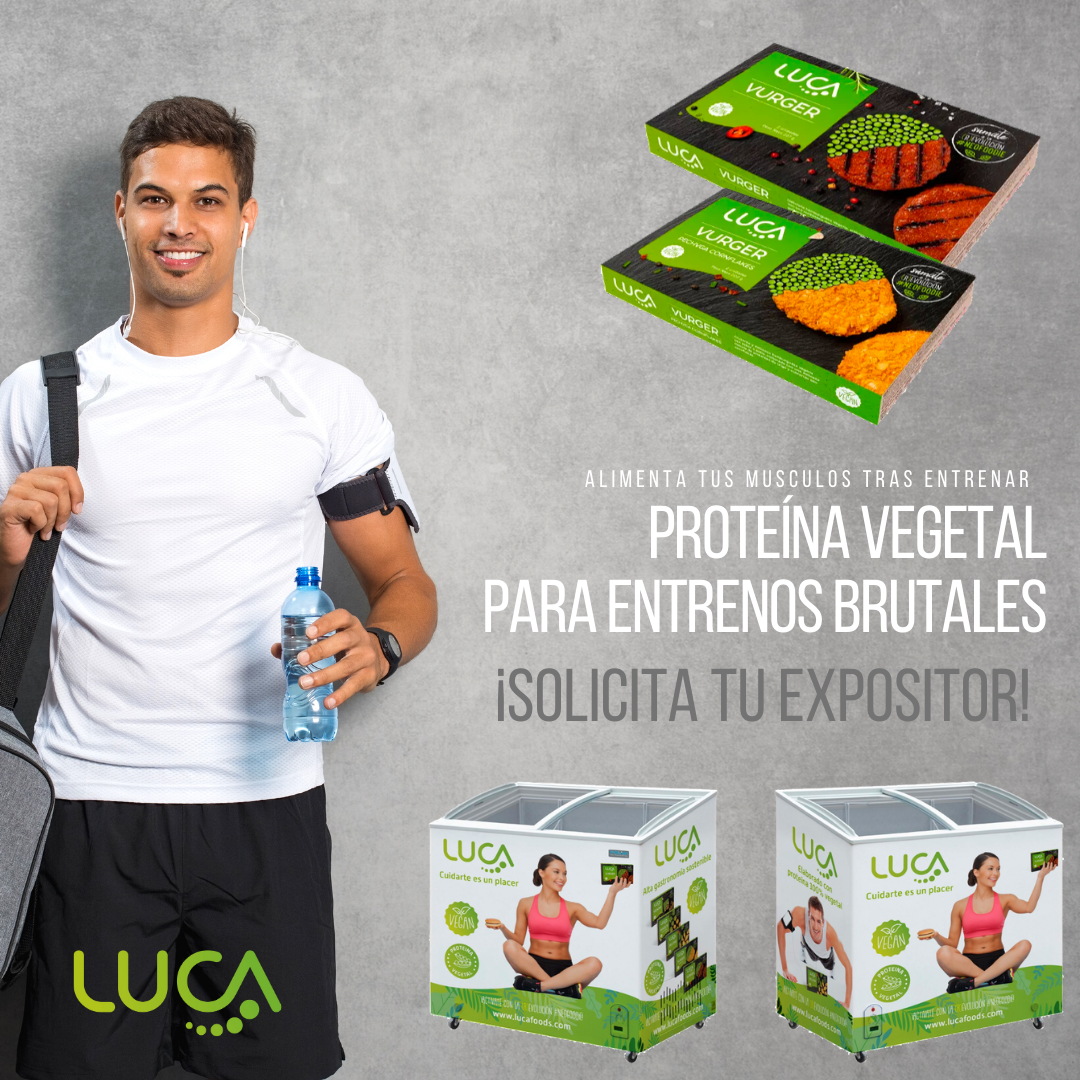 proteina vegetal para deportistas