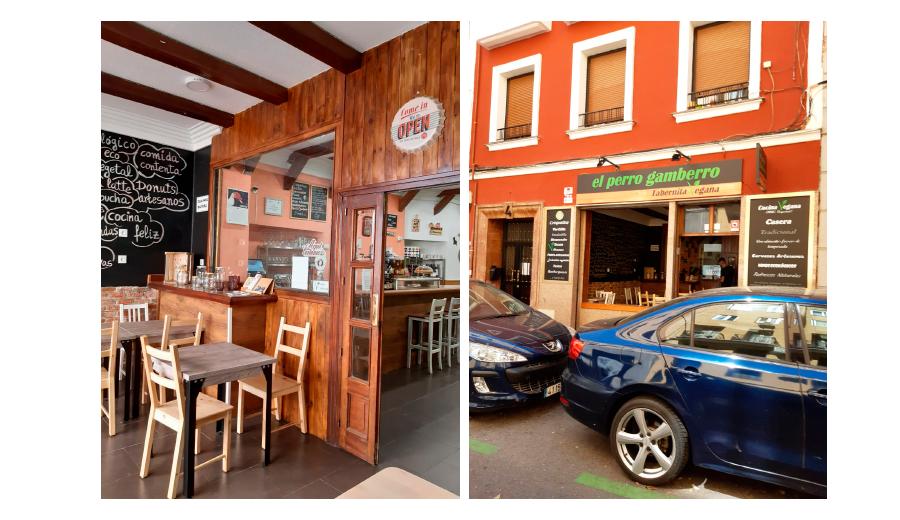 El Perro Gamberro: Restaurante en Madrid