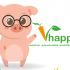 Lucafoods: Estrella del mes en VHappy