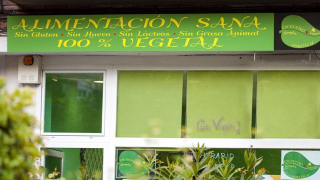 Encuentro Vegano: Tienda Vegana en Madrid
