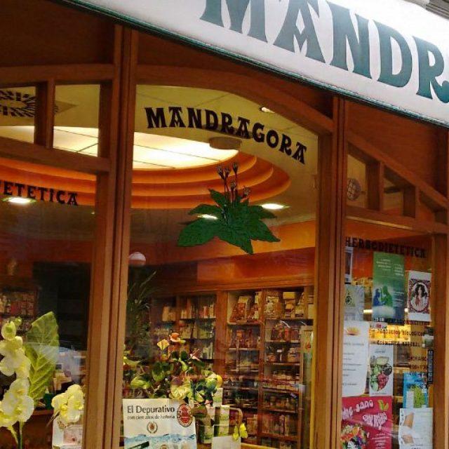 Herboristeria Mandrágora: Herbodietética en San Sebastián