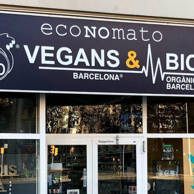 Vegans & Bio: Orgànic Barcelona